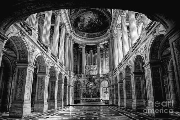 interior-architecture-black-white-versailles-france-chuck-kuhn