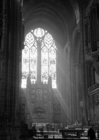 Shafts of light blog pic