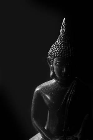 35915464-low-key-light-of-buddha-statue-still-life-