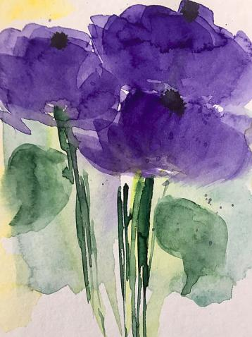 abstract-purple-floral-world-britta-zehm
