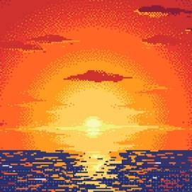 wallpapersden.com_pixel-sunset-digital-art_2560x1600