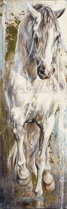 295a7ae5f8b2b1ab4111a667a39cccdd--art-équin-painted-horses
