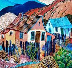 4046415c3d89524f3eea631a3273a5bd--art-houses-house-art
