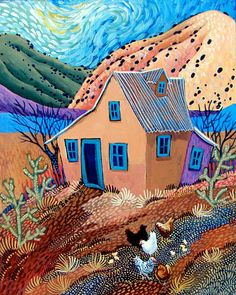 ecea086261925b6a64666567a6753b45--art-houses-house-art