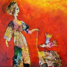 oeuvre-d-art-contemporain-valerie-depadova-l-oiseau-voyageur