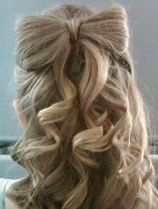 Прически для девочек на длинные волосы25