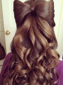Прически для девочек на длинные волосы40