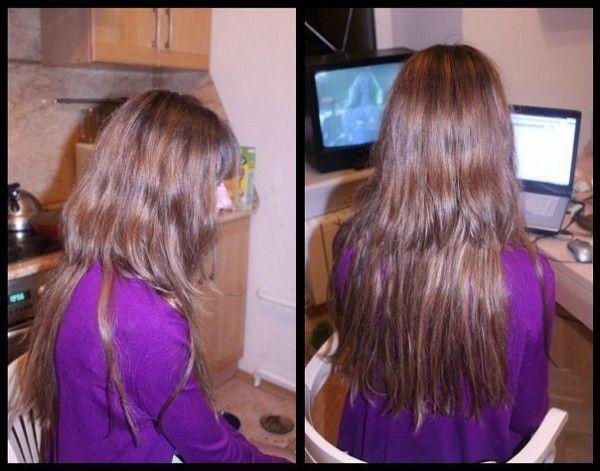 Краска для нарощенных волос