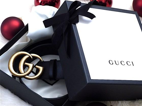 Gucci Belt unboxing