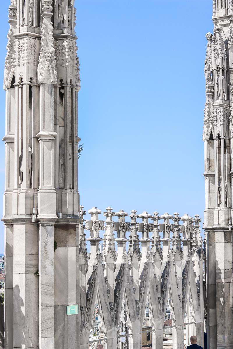 Duomo, Milan, Milano, Mailänder Dom