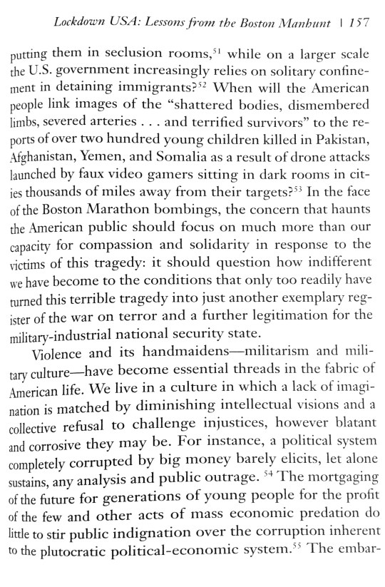 p. 157 text from The Violence of Organized Forgetting