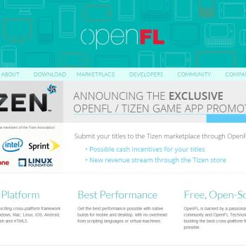 クロスプラットフォーム開発 OpenFL(オープンエフエル)で工数削減