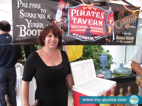 Taste of St Croix Pirate's Tavern