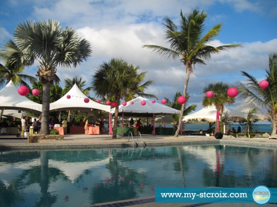 Taste of St Croix at Divi Carina Bay Beach Resort