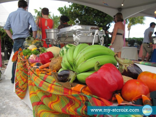 Taste of St Croix Local Produce