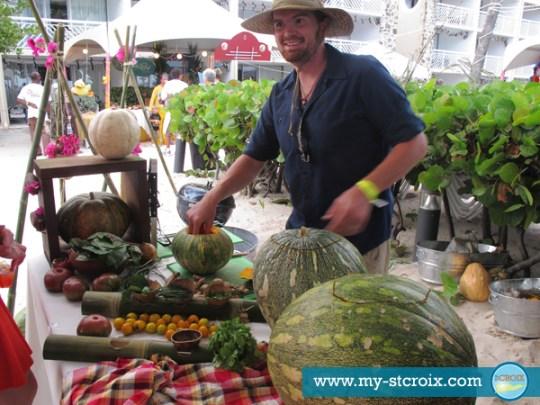 Taste of St Croix Ridge to Reef Farm