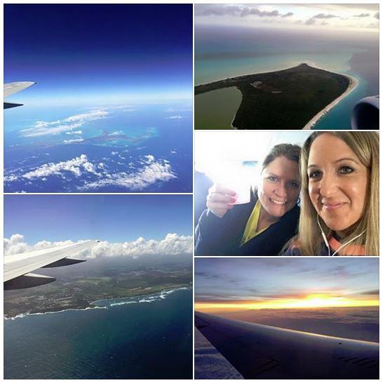 Arriving on St Croix