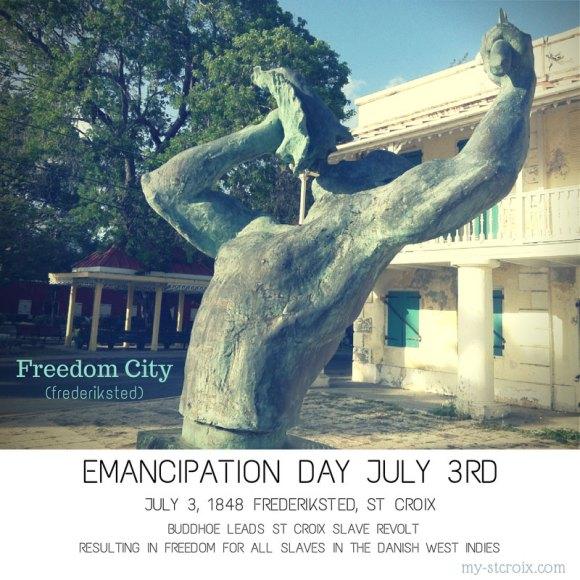 Emancipation Day July 3