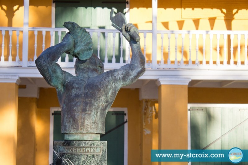 Freedom City St Croix