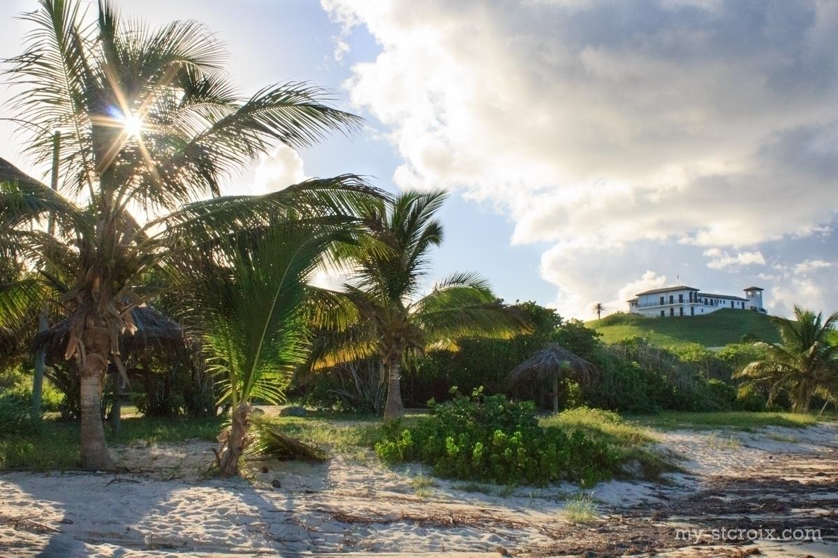 Salt River National Historic Park and Ecological Preserve St Croix