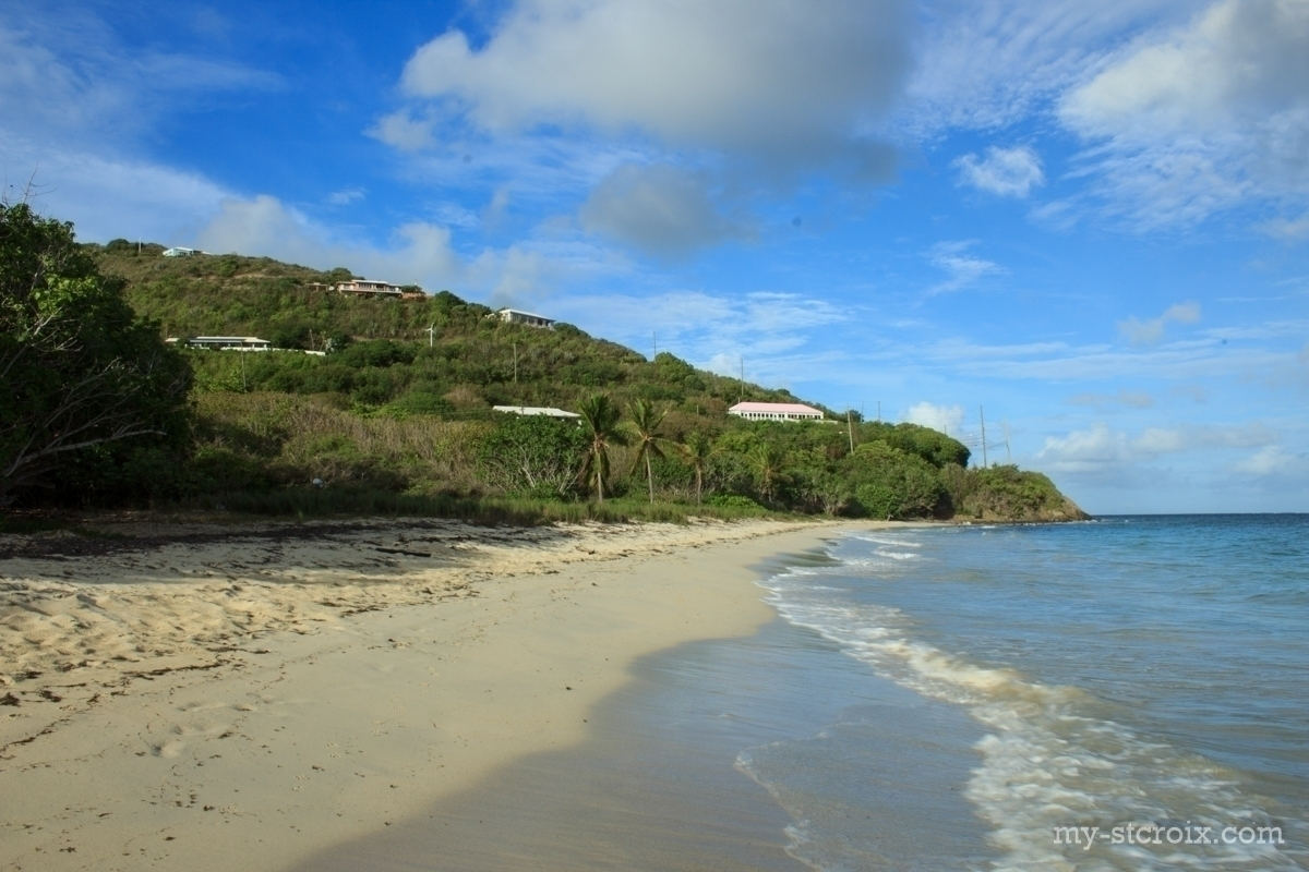 Smugglers Cove Beach East End St Croix