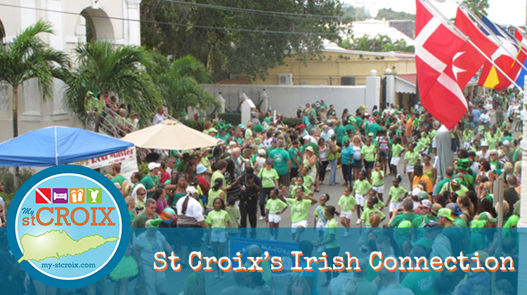 St Croix's Irish Heritage Connection