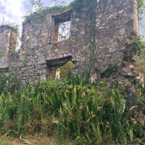butler bay sugar factory ruins st croix