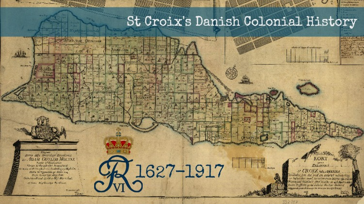 Bringing St Croix's Danish Colonial Past into the Digital Age