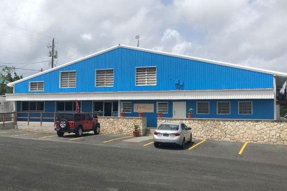 Sion Farm Distillery on St Croix