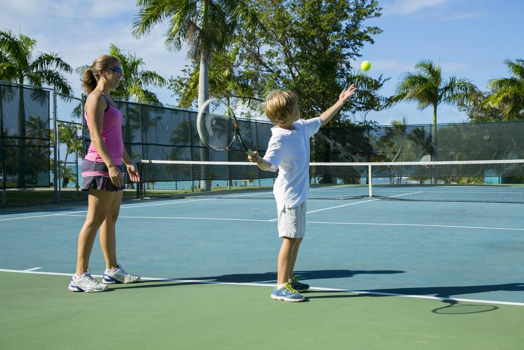 Tennis at the Buccaneer