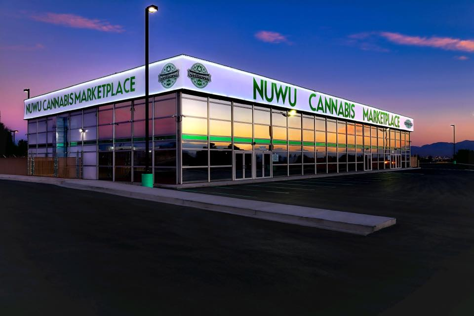 First Pot Drive-Thru in the United States Opens in Las Vegas, Nevada