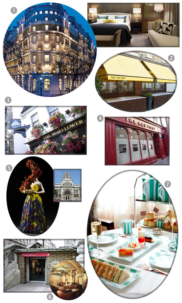 Style Therapy Favorite London Haunts