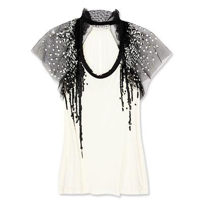 Valentino T Shirt Couture