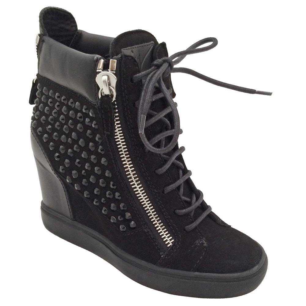 01-27 Giuseppe Zanotti Wedge Sneaker (1)