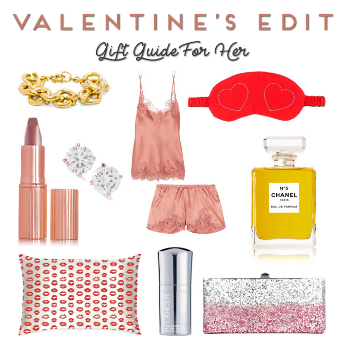 Valentine's Edit 2018: Gift Guide For Her