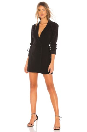 NBD Brave Blazer Dress  $198