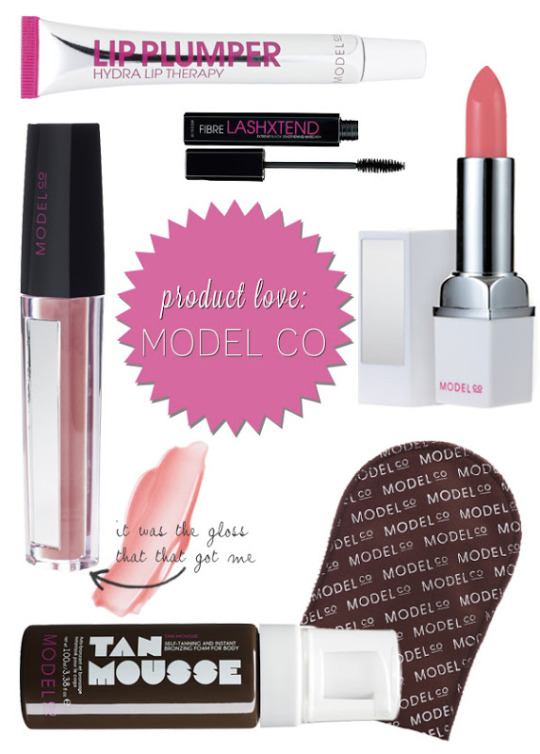 Product Love- Model Co