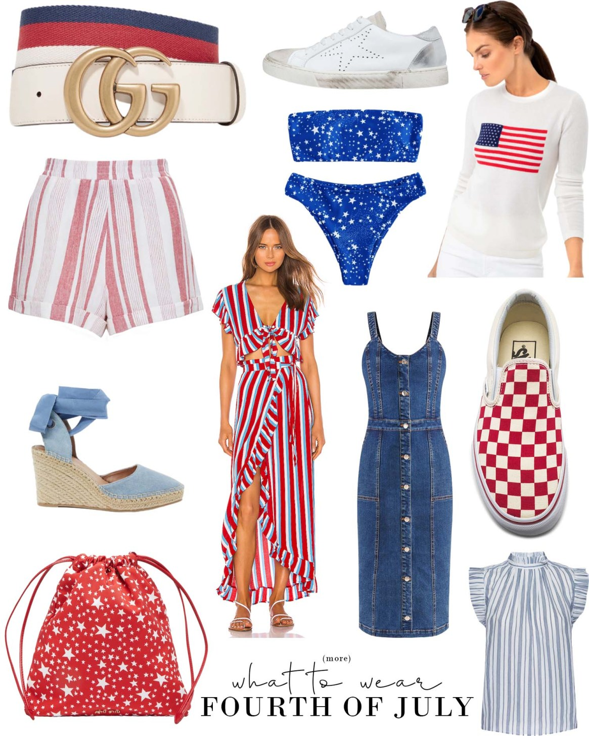 What To Wear Fourth of July More