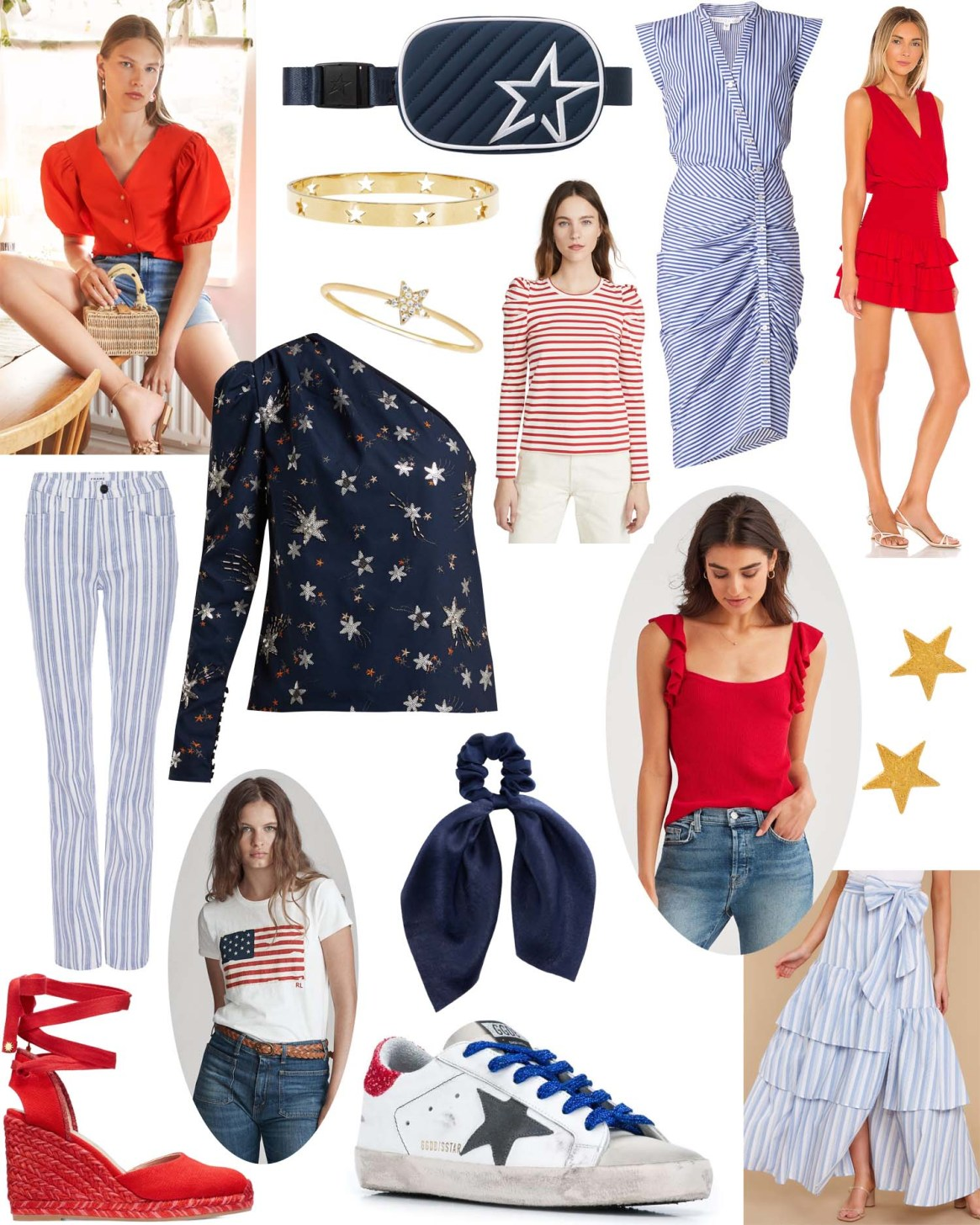 What To Wear Fourth of July
