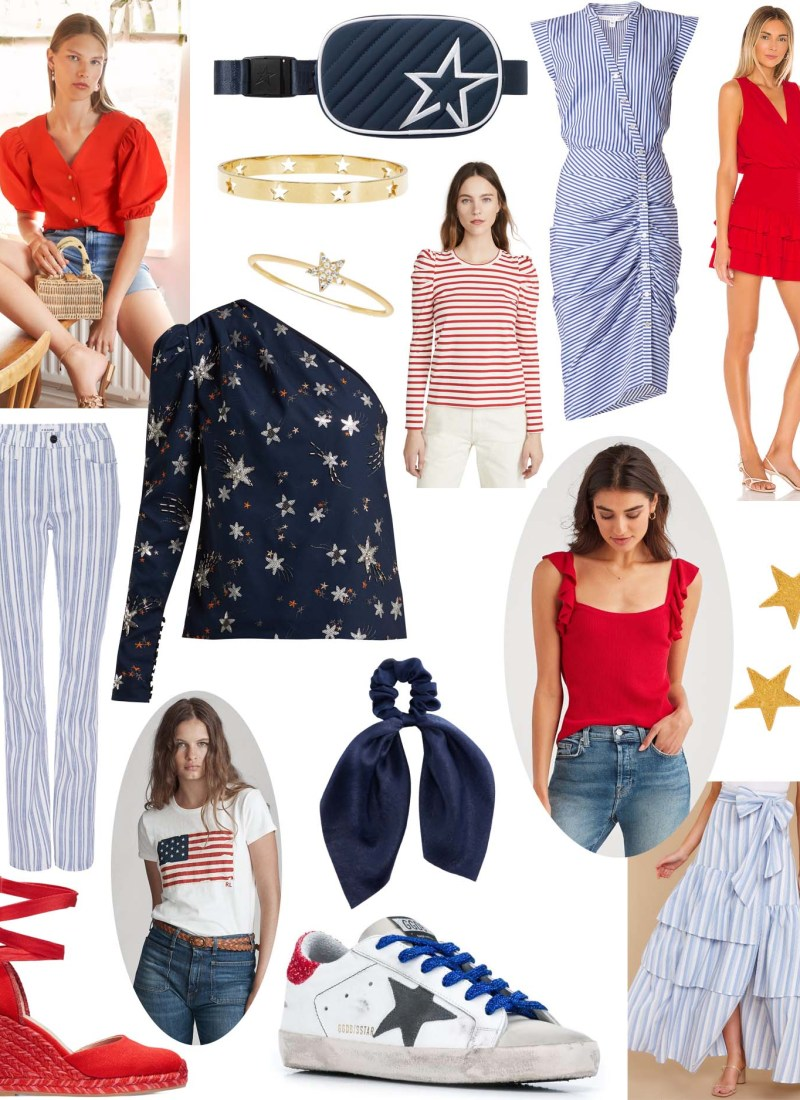 What To Wear: The Fourth of July