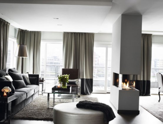 Stylish Grey Color In Norway My Sweet House