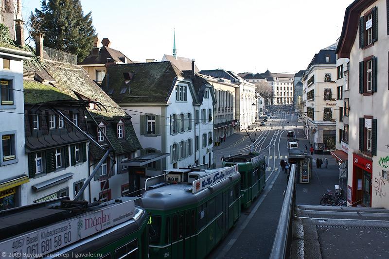 Базель. Швейцария