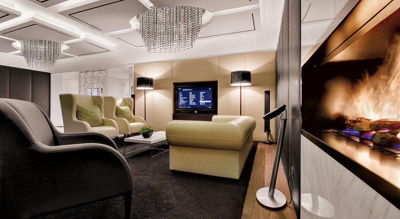 Отель «The Dolder Grand» в Цюрихе