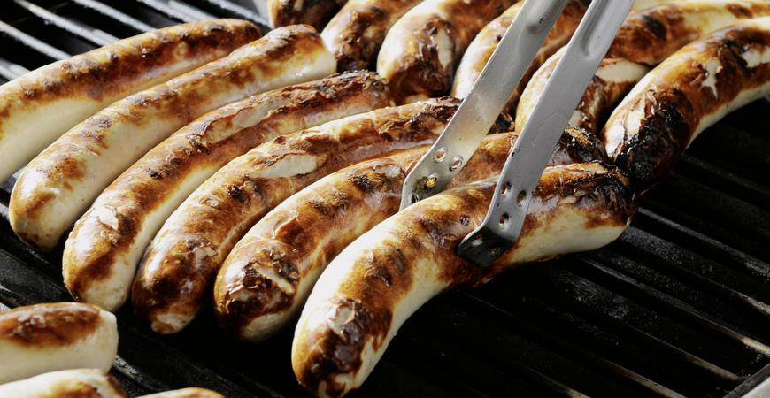 Традиционная колбаса OLMA