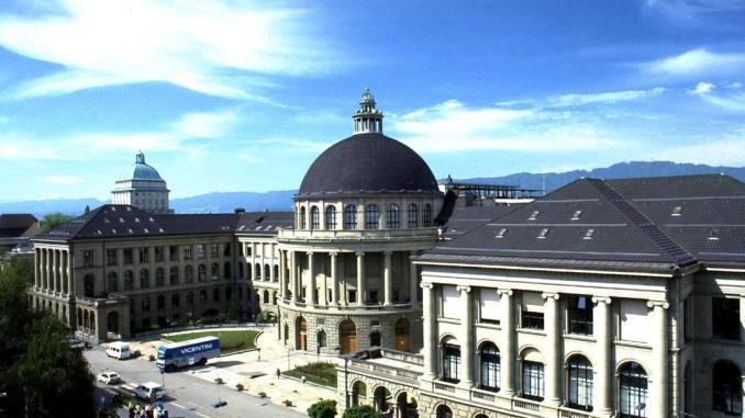 Высшая техническая школа Цюриха