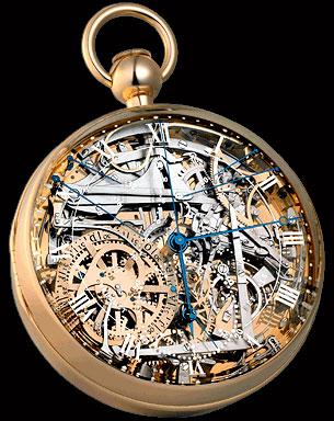 Xfcs «Breguet Grande Complication Marie-Antoinette»
