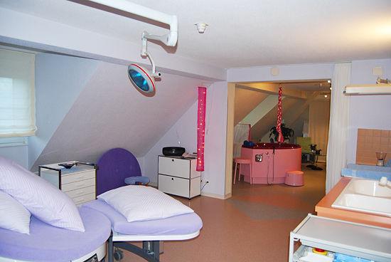 частная клиника «Villa im Park» в Ротристе