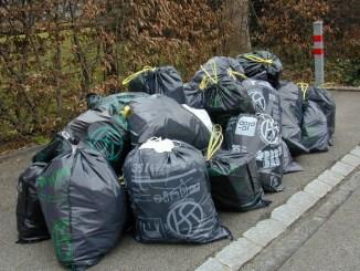 Проблема мусора в Швейцарии
