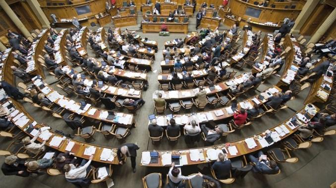 Политические партии Швейцарии