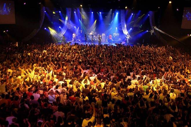 Джазовый фестиваль Montreux Jazz Festival